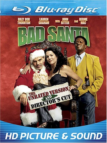 Badder Santa Thornton Graham Ritter Mac Ws Blu Ray Nr Unrated