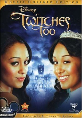 Twitches Too Mowry Mowry DVD Nr