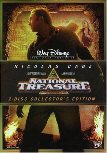 National Treasure National Treasure Ws Coll. Ed. Pg 2 DVD