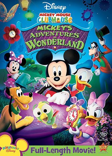 In Wonderland Mickey Mouse Clubhouse Nr