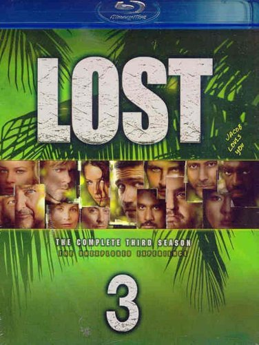 Lost Season 3 Ws Unexplored Exp Blu Ray Nr 6 DVD