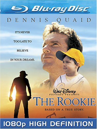 Rookie (2002) Quaid Griffiths Hernandez Cox Ws Blu Ray G