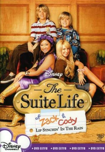 Suite Life Of Zack & Cody Lip Synchin In The Rain DVD G