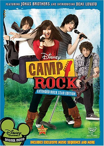 Camp Rock Jonas Brothers Extended Rock Star Ed. G
