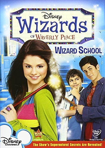 Wizards Of Waverly Place Wizards Of Waverly Place Vol. 1 Wizard School