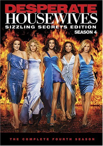 Desperate Housewives Season 4 DVD Nr Ws