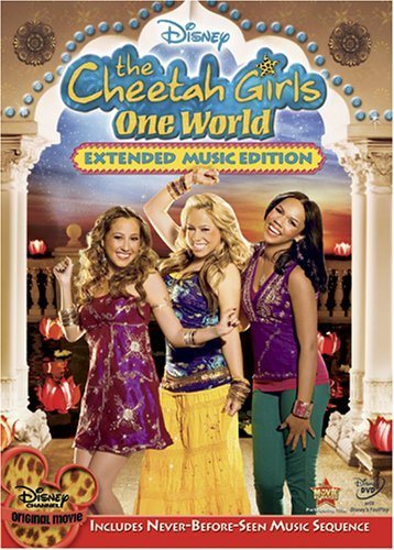 Cheetah Girls One World Cheetah Girls One World G