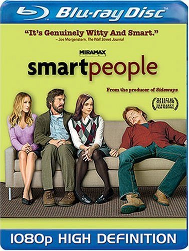 Smart People Quaid Parker Page Ws Blu Ray R