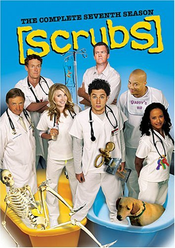 Scrubs Season 7 DVD Season 7