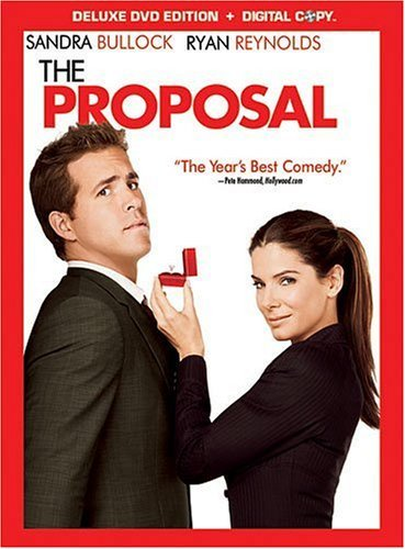 Proposal Bullock Reynolds Deluxe Ed. Pg13 2 DVD