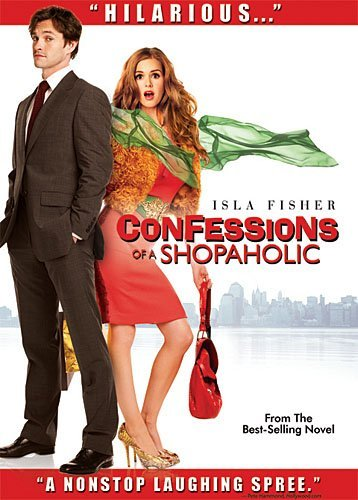 Confessions Of A Shopaholic Fisher Dancy Ritter Cusack Ws Pg