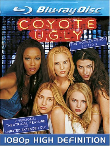 Coyote Ugly Coyote Ugly Blu Ray Ws Double Shot Ed. Coyote Ugly