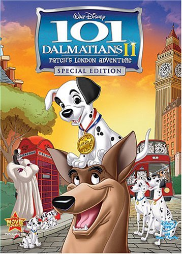 101 Dalmatians 2 Patch's London Adventure Disney Special Ed. G