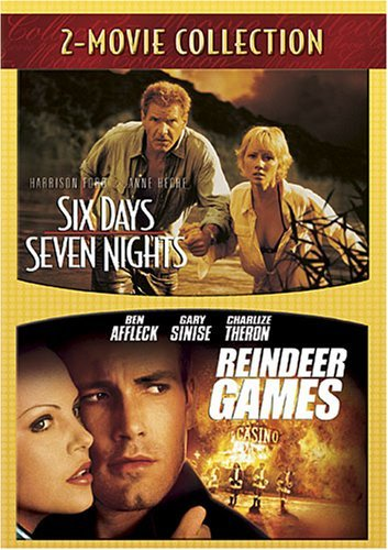 Six Days Seven Night Reindeer Six Days Seven Night Reindeer Nr 2 DVD