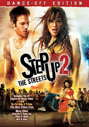Step Up 2 The Streets Step Up 2 The Streets DVD Pg13