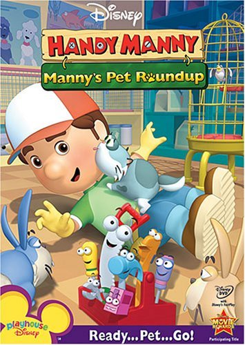 Manny's Pet Roundup Handy Manny G