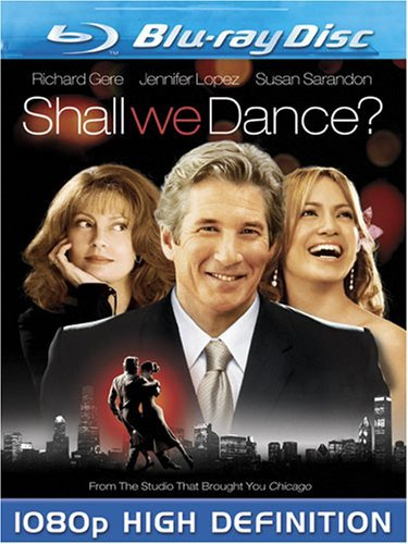 Shall We Dance? Gere Lopez Ws Blu Ray Nr