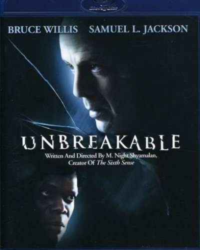 Unbreakable Willis Jackson Blu Ray Ws Pg13
