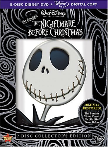 Nightmare Before Christmas Nightmare Before Christmas Ws Pg