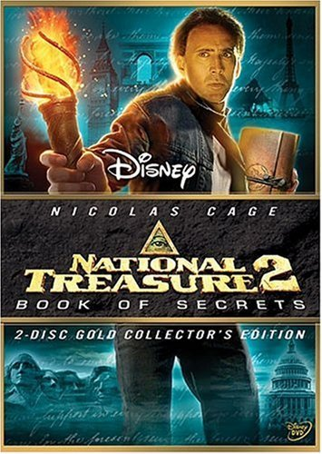 National Treasure 2 Book Of S Cage Nicholas Ws Coll. Ed. Cage Nicholas