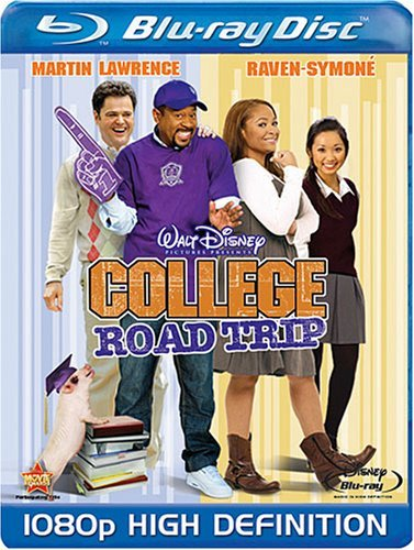 College Road Trip College Road Trip Blu Ray Ws G