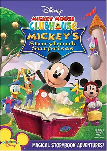 Mickey Mouse Club Storybook S Mickey Mouse Club Storybook S G