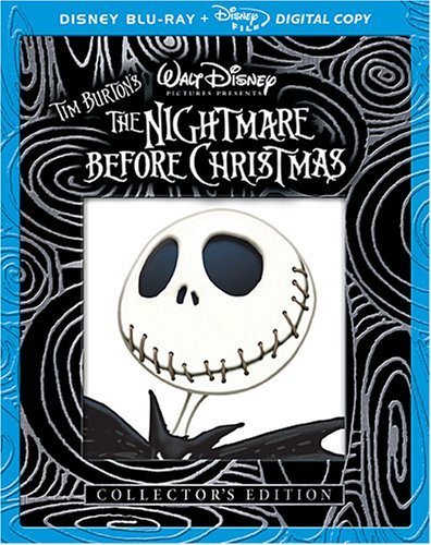 Nightmare Before Christmas Nightmare Before Christmas Ws Blu Ray Pg