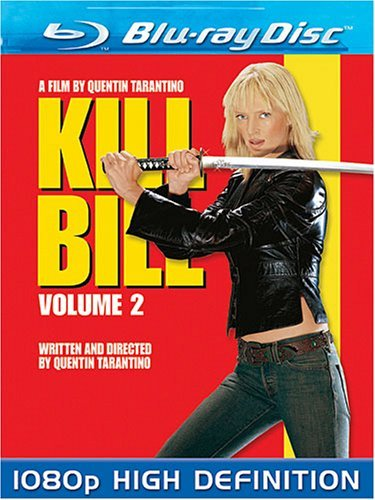 Kill Bill Vol. 2 Thurman Hannah Carradine Blu Ray R