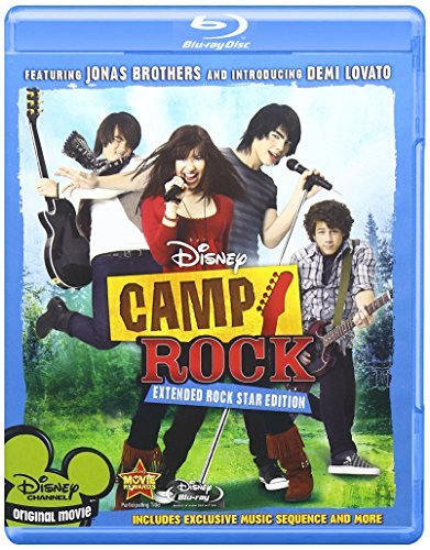Camp Rock Jonas Brothers Blu Ray Ws G