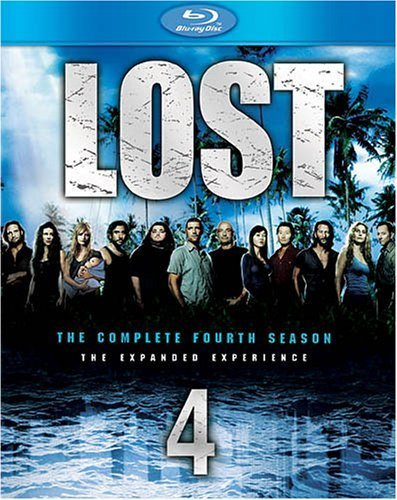 Lost Season 4 Blu Ray Ws Season 4
