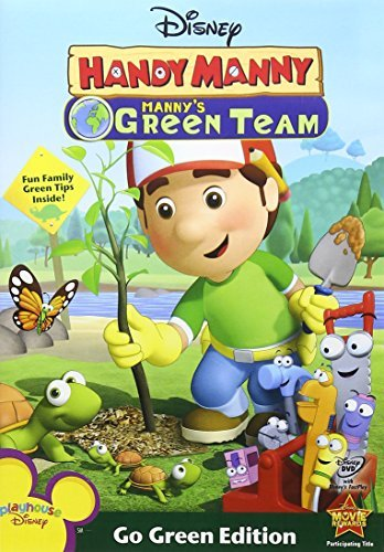 Handy Manny Handy Manny Manny's Green Team