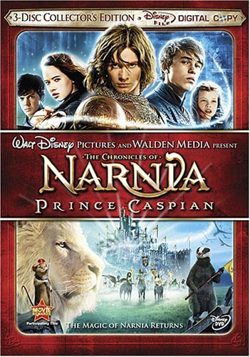 Barnes Henley Keynes Moseley Chronicles Of Narnia Prince C Ws Pg Incl. Digital Copy