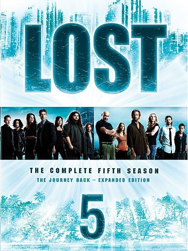 Lost Season 5 DVD Nr