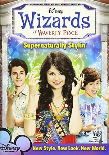 Wizards Of Waverly Place Wizards Of Waverly Place Vol. 2 Supernaturally Stylin'