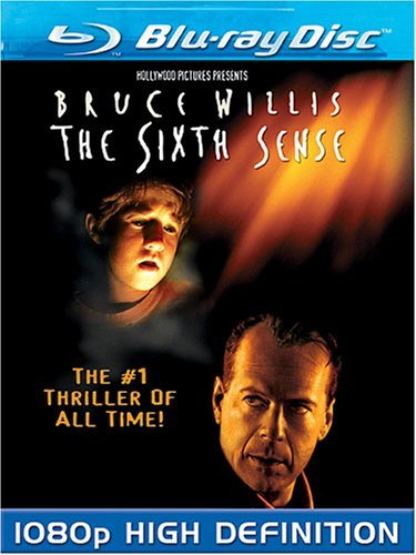 The Sixth Sense Willis Osment Collette William Blu Ray Pg13