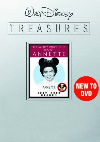 Mickey Mouse Club Annette Nr 2 DVD