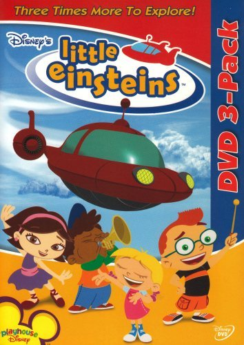 Vol. 1 Little Einstiens 3pak Nr 3 DVD