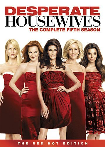 Desperate Housewives Season 5 DVD Pg13 Ws