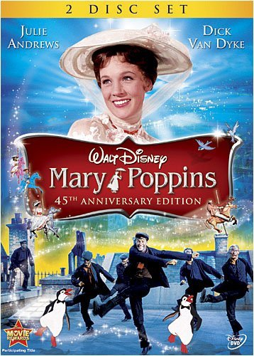 Mary Poppins Mary Poppins Ws 45th Anniv. Ed. Nr 2 DVD