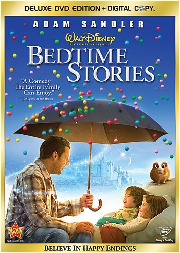 Bedtime Stories(2009) Sandler Cox Pearce Ws Pg 2 DVD
