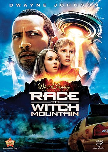 Race To Witch Mountain Johnson Robb Gugino Ws Pg