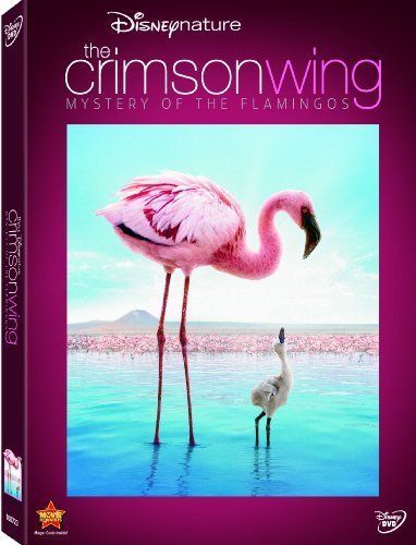 Disneynature Crimson Wing Mystery Of The Flamingo DVD G