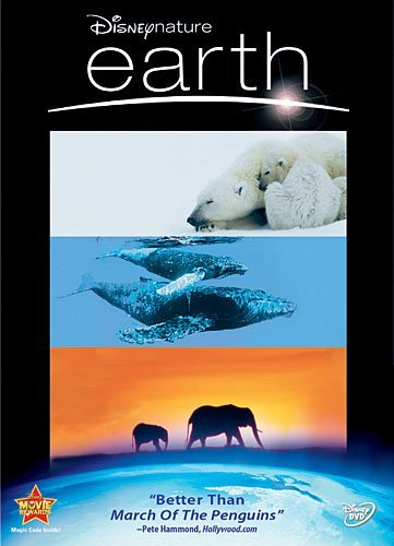 Disneynature Earth DVD G