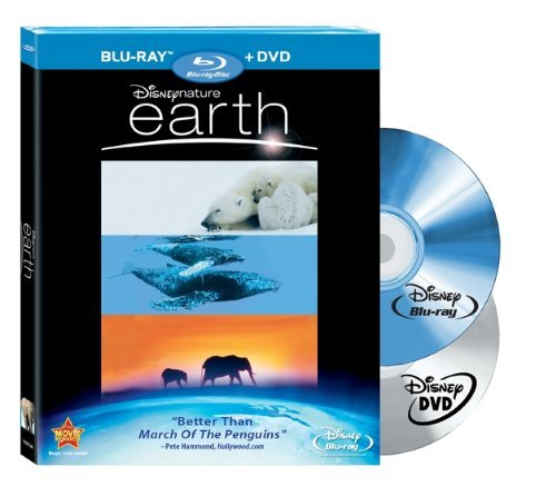 Earth Disneynature Blu Ray Ws G Incl. DVD
