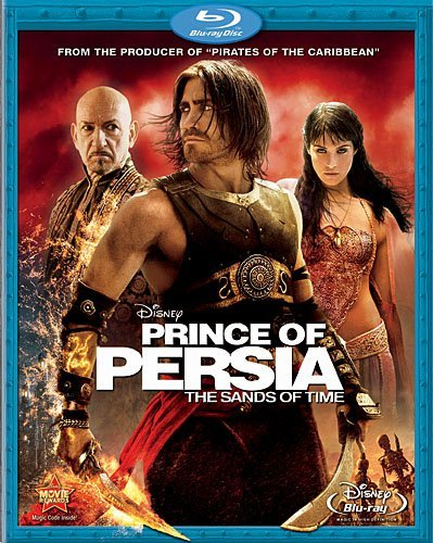 Prince Of Persia Sands Of Time Gyllenhaal Kingsley Arterton M Blu Ray Ws Gyllenhaal Kingsley Arterton M