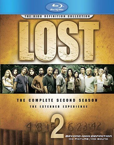 Lost Season 2 Blu Ray Ws Season 2
