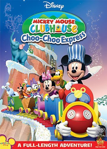 Choo Choo Express Mickey Mouse Clubhouse Ws Nr