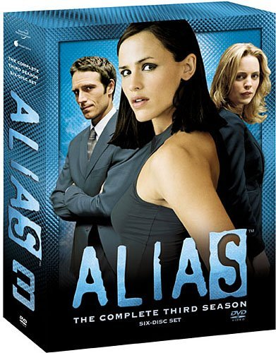 Alias Season 3 DVD