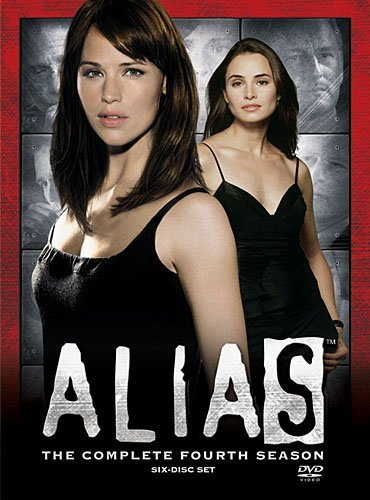Alias Season 4 DVD Alias Season 4