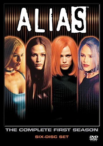Alias Season 1 DVD Alias Season 1